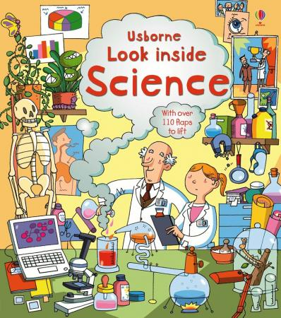 Look inside Science (Usborne)