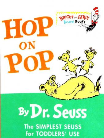 Dr Seuss Hop on Pop + 《The Cat in the Hat Sudy Group》